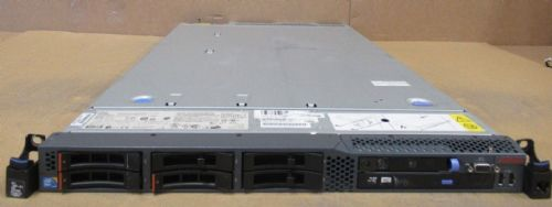 IBM Avaya 7946-AC1 6-Bay Quad-Core Xeon E5520 2.26GHz 20TB 12GB 1U Server
